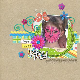Super Cute Kitty