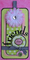Friends Forever tag