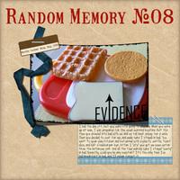Random Memory #8 {CT Reveal}
