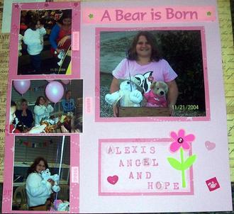 A Bear is Born
