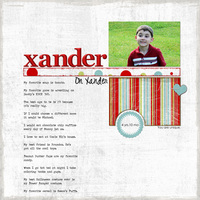 Xander on Xander