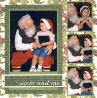 Santa & Me - DT Not Eligible