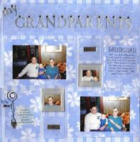 Blue Challenge--grandparents