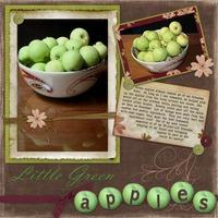 Little Green Apples *Digi Reveal 7/11*