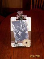 Mini Clipboard Photo Frame