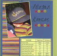 Arizona Born, Kansas Bound