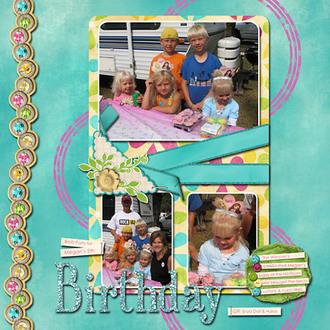 Megan's Birthday