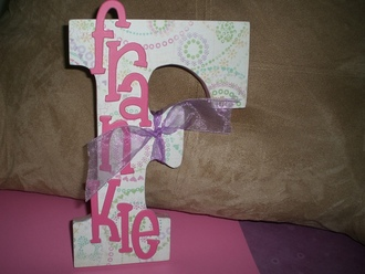 F is for Frankie