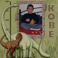 Kobe Loves Dinos