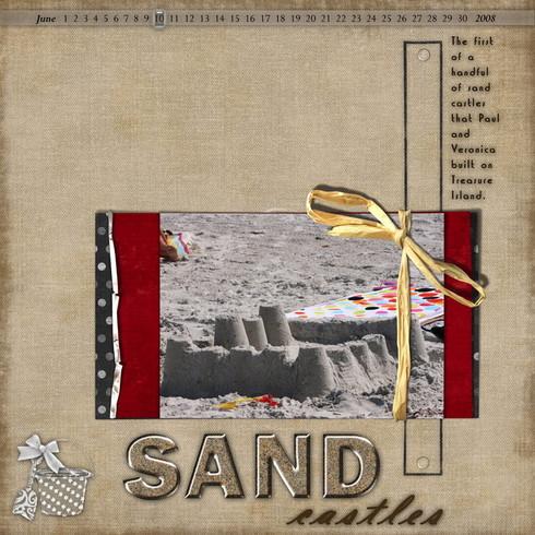 Sand Castles 01
