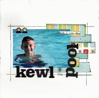 Kewl @ the Pool