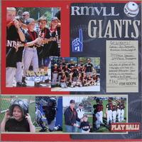 Little League, Single A Giants 2006