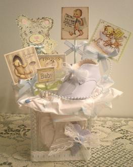 New Baby Boy {Gift}