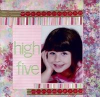 High Five **Basic Grey Euphoria CT Reveal**