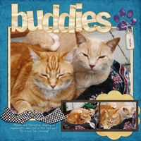 Buddies {Photo Swap}
