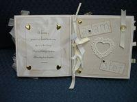 Wedding Paper Bag Album