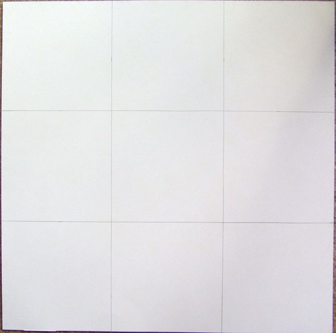 Outer layer cutting grid