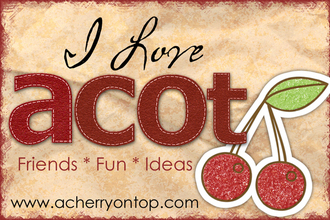 I Love ACOT Magnet - Fast Scrap #3