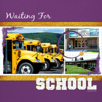 Waiting for School