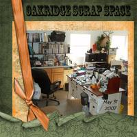 Oakridge  Scrap Space