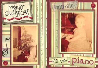 Christmas Mini Album 1