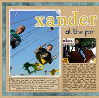 Xander At The Fair