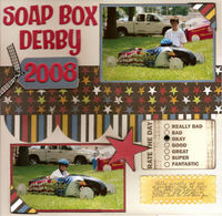 Soap Box Derby 2008
