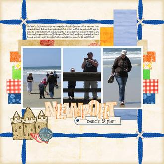 Newport Beach & Pier