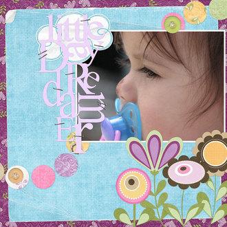 Little Daydreamer