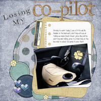 Losing My Co-Pilot {CT Reveal}