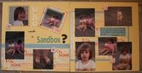 Who needs a sandbox?
