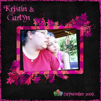 Kristin & Carlyn {CT Reveal}