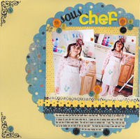 Sous Chef **CT PP Vintage Moon Reveal**