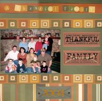 A Thankful Family