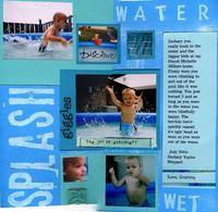 splash / you amaze me