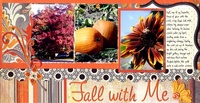 Fall with Me **Basic Grey Ambrosia CT Reveal and Theme Contest**