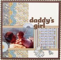 **Scribble Scrabble Reveal** Daddy's Girl