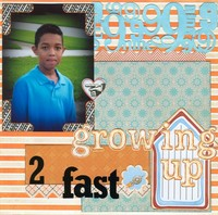 Growing up 2 fast