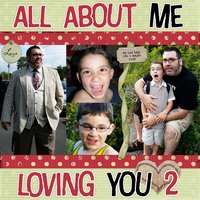 All About Me Loving You 2