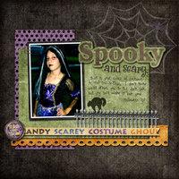 Spooky & Scary