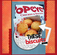 These Biscuits Rock! **OCT Theme Challenge**