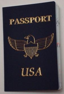 Mini-album reveal - Passport