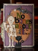 No Bones Card