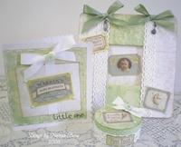 Vintage Baby Gift Set