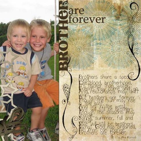 brothers poem
