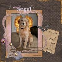 Sweet Angel *Digi Reveal 10/17*