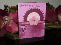 Pink flower wishes