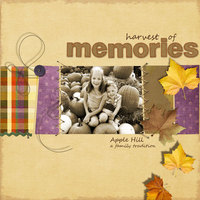 harvest of memories