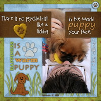 Pooky, the Puppy Psychiatrist