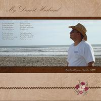 Oct DGCT Chlg #2 - My Dearest Husband